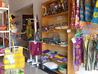 Crafte shops in Kigali
