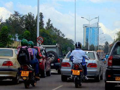 Kigali city transportation